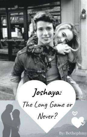 Joshaya: the long game or never? by bethephmy