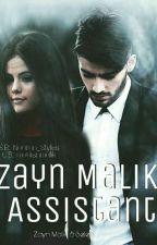 Zayn Malik 's Assistant  by Nouran_Styles