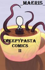 Creepypasta comics II (fr) by _Maeris_