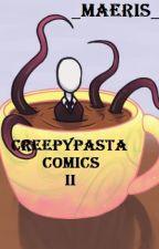 Creepypasta comics II (fr) by _Maeris_