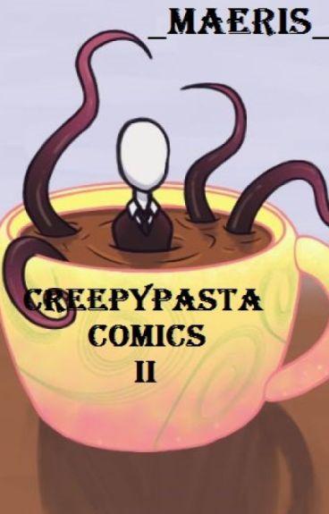 Creepypasta comics II (fr)