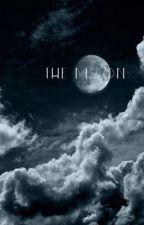 The moon by elsiskanelsis