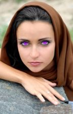 The girl with the violet eyes by Cutter_Nightrunner