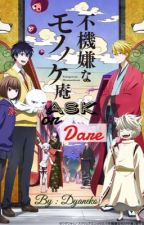 Ask or Dare Fukigen na Mononokean With Author by Wiwit_14