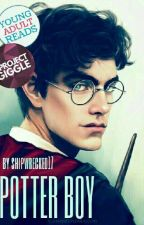 Potter Boy (#1) - ✔ by shipwrecked17