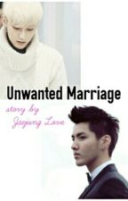 Unwanted Marriage by uknow69