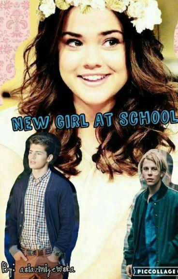 New girl at school