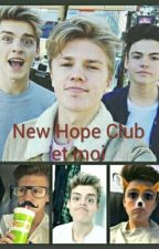 New Hope Club et moi by camille_bv