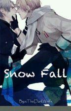 Snow Fall by xTheDarkWolfx