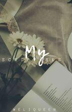 My Scriptures by weliqueen
