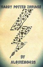 Harry Potter Zodiacs by Strawberry_Cake_013