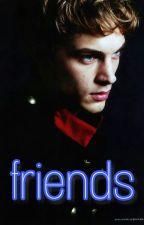 Friends • | cancelada | by glowlarrie