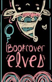 Bookcover Elves by Doodleryssa