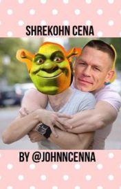 Shrek x John Cena by johnncenna