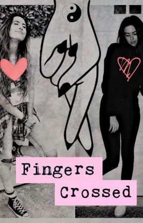 ⟫Fingers Crossed⟪ ⟫A Dauren Fanfic⟪ by Incimniac