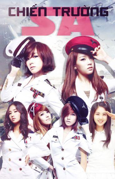 Taeny - Yulsic - Yoonseo | Chiến Trường Sa