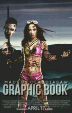 Graphic Book by ClaudiaSAW