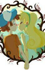 Dipper x Pacifica. Nawet wróg może być miłością. by MaryAniml24