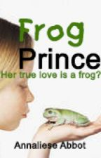 Frog Prince by anniejaye