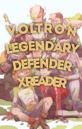 Voltron Legendary Defender X Reader - Weird Feeling pt 1