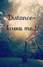 Distance - know me...! #NobelAwards2018 by QueenLilly16