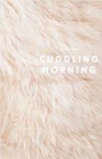Cuddling morning by SweetHollows