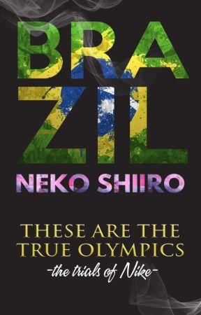 Brazil (The Trials of Nike contest) by NekoShiiro