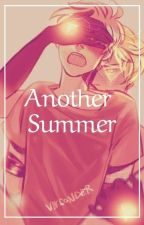 Another Summer (Yaoi/GravityFalls) by Chewing_love