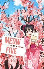 meow #5 by nikaravenscraft