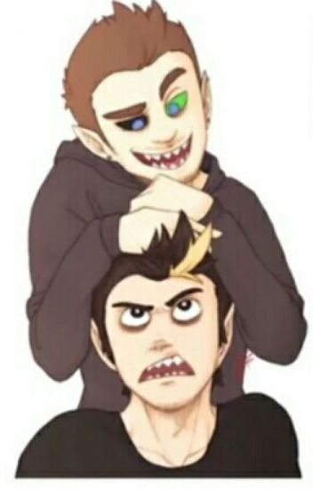 the birth of antisepticeye and darkiplier