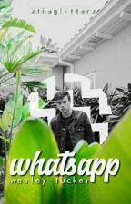 whatsapp [w.t]  by xTHEGLITTERx