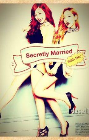 Secretly Married by rinnah_grace91