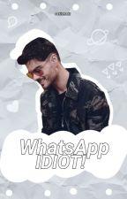 WhatsApp idiot [Abraham Mateo] by BereCreations