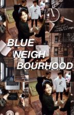 blue neighbourhood - yoonseok by sangstwr