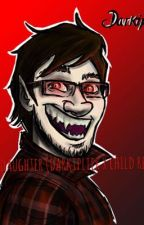A different kind of family  (darkiplier x child reader)  by coolkidky