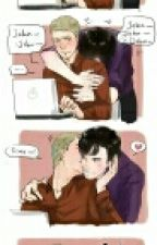 How it should be- Johnlock smut by jawnlawck