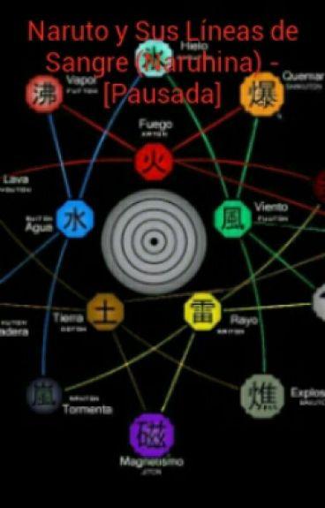 Naruto y Sus Líneas de Sangre (Naruhina)
