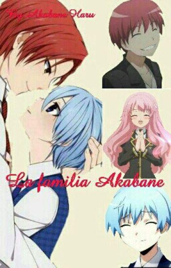 La familia Akabane