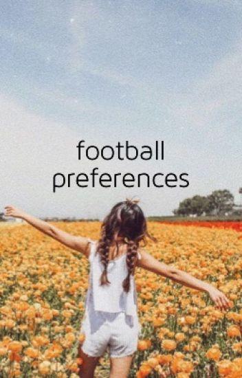 Football | Preferences