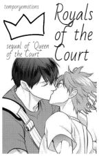 Royals of the Court ➳ Kagehina by yachidork