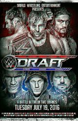 THE WWE DRAFT by cheytaylor1