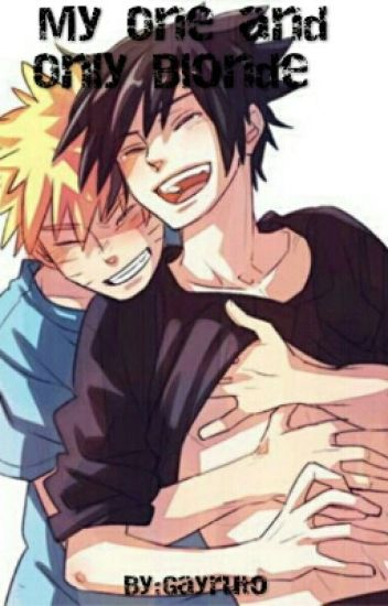 My One and Only Blonde (SasuNaru)