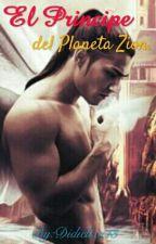 El Principe del Planeta Zion.  Zhair  #1 by Didieliza1303