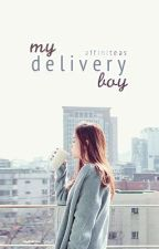 My Delivery Boy by affiniteas