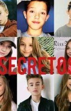 Secretos  by isa1830