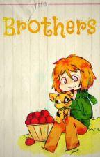 BROTHERS (Springtrap x tu) FNAFHS by CarolinaMeiKonekoKon