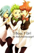 3 Brothers One Girl | Cilan X Reader by RallyRainbowgirl