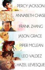 Heroes Of Olympus Roleplay by HelplessHamiltrxsh