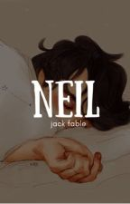 Neil | ✓ by FableWrites