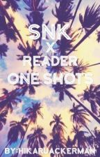 SNK X Reader: One Shots by HikaruAckerman